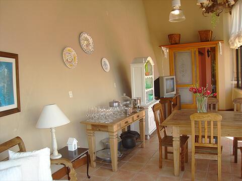 Espaço Gourmet - Áreas Comuns - Pousada Villa Friuli Residence