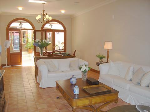 Estar Social - Áreas Comuns - Pousada Villa Friuli Residence