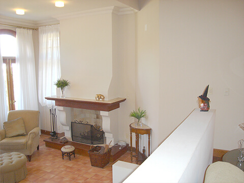Sala de Leitura - Áreas Comuns - Pousada Villa Friuli Residence
