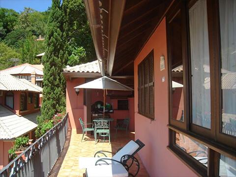 Acomodação Apartamento 103 - Pousada Villa Friuli