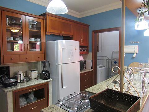 Acomodação Apartamento 201 - Pousada Villa Friuli