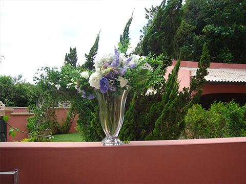 Jardins - Áreas Comuns - Pousada Villa Friuli
